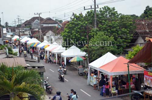 Desa Kradenan Punya Pasar Ramadan