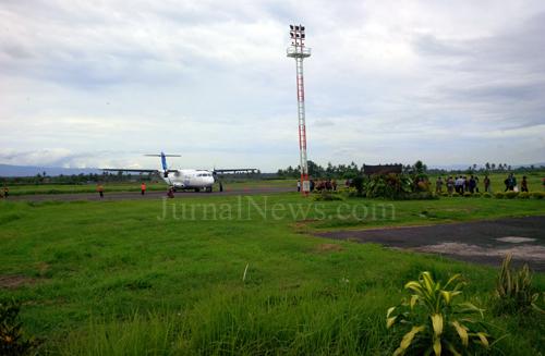 Pengelolaan Bandara Blimbingsari: Terima Kasih Kemenhub Selamat Datang AP II