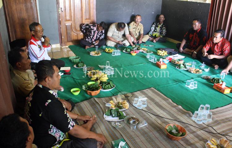 Kadus se-Kecamatan Purwoharjo Kompak Jogo Deso
