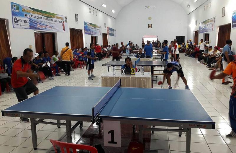 Sonic TMK: Penjaga Asa Tenis Meja di Banyuwangi Selatan