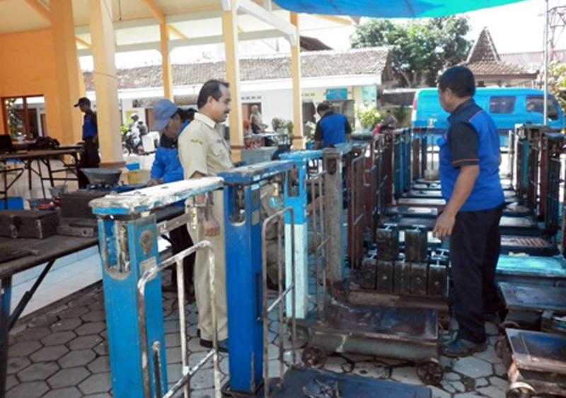 DPRD Banyuwangi Tegur Disperindag Soal Jasa Tera