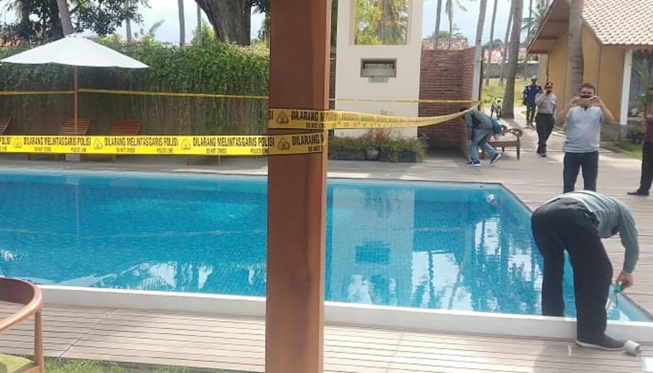 Seorang Bocah Tewas Tenggelam Dikolam Renang Villa So Long Banyuwangi