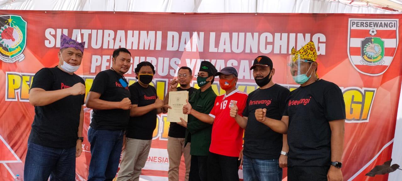YPBI Resmi Dilantik Dan Siap Majukan Bola Banyuwangi